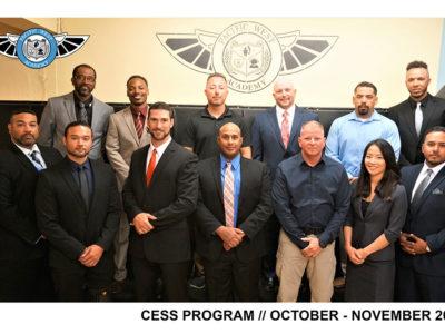CESS October November 18