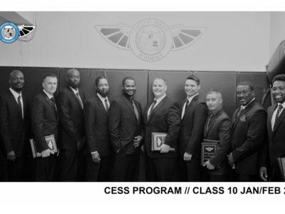 CESS January February 19