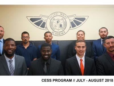 CESS July August 18