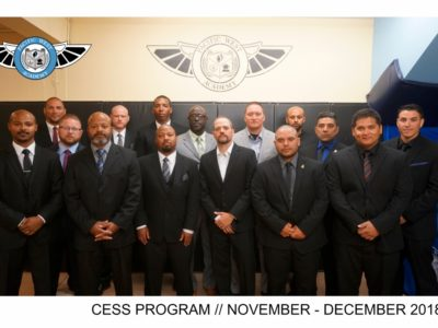 CESS November December 18