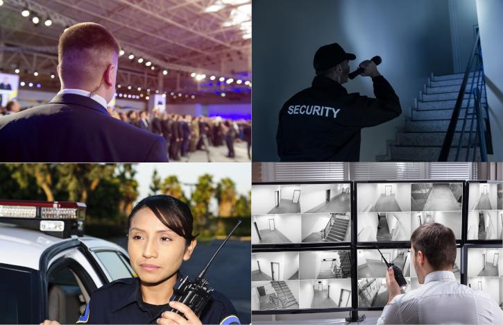 Various Specialties in the Security Field - PWA.edu blog