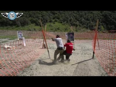 Advanced Executive Protection and Handgun Shooting Tactics at PWA.edu