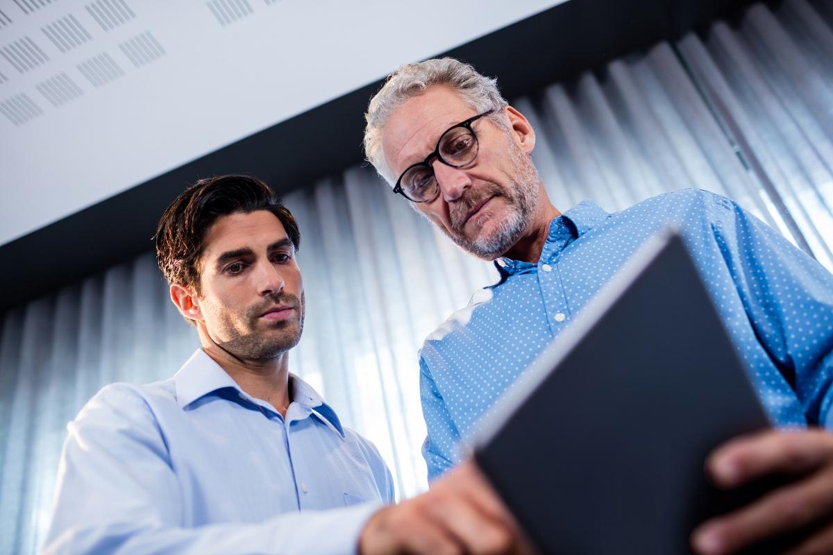 Client/Agent Speaking Interaction